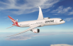 Qantas 787 image