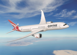Qantas announces Boeing 787 Melbourne-San Francisco flights