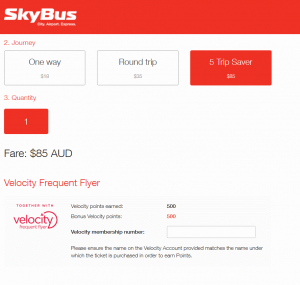 skybus purchase