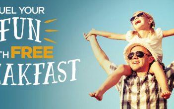 Accor Free Breakfast Header