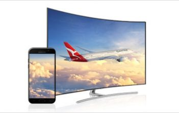Samsung TV and Smartphone. (Image: Samsung)