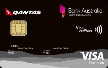 Bank Australia Platinum Card