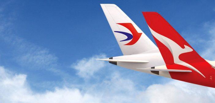 Qantas China Eastern