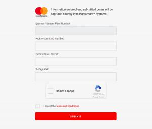 Qantas Mastercard Link