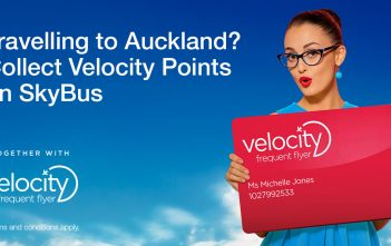 Auckland Skybus Velocity Points