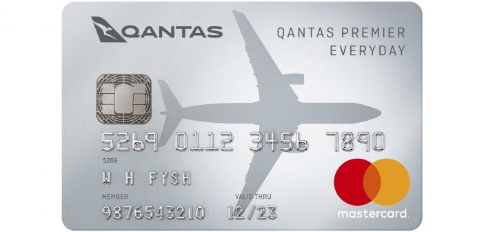 Qantas Premier Everyday Masrecard