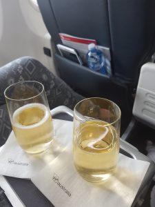 Pre Takeoff Drink