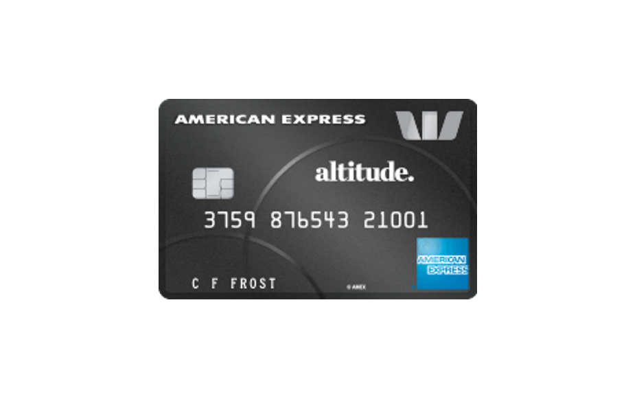 Westpac American Express Altitude Cards - Qantas Points Earning ...