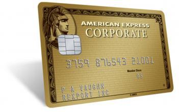 American Express Corporate Card