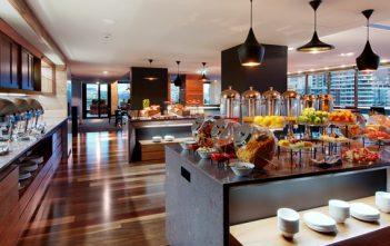 Hilton South Wharf Executive Lounge