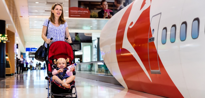 QANTAS' 'PARENTAL PAUSE' FOR FREQUENT FLYERS