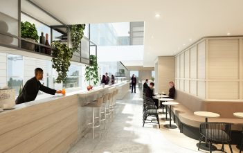 Brisbane International Premium Lounge (source:Qantas)