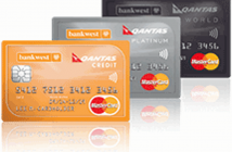 Bankwest Qantas Credit Cards