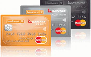Bankwest Qantas Credit Cards