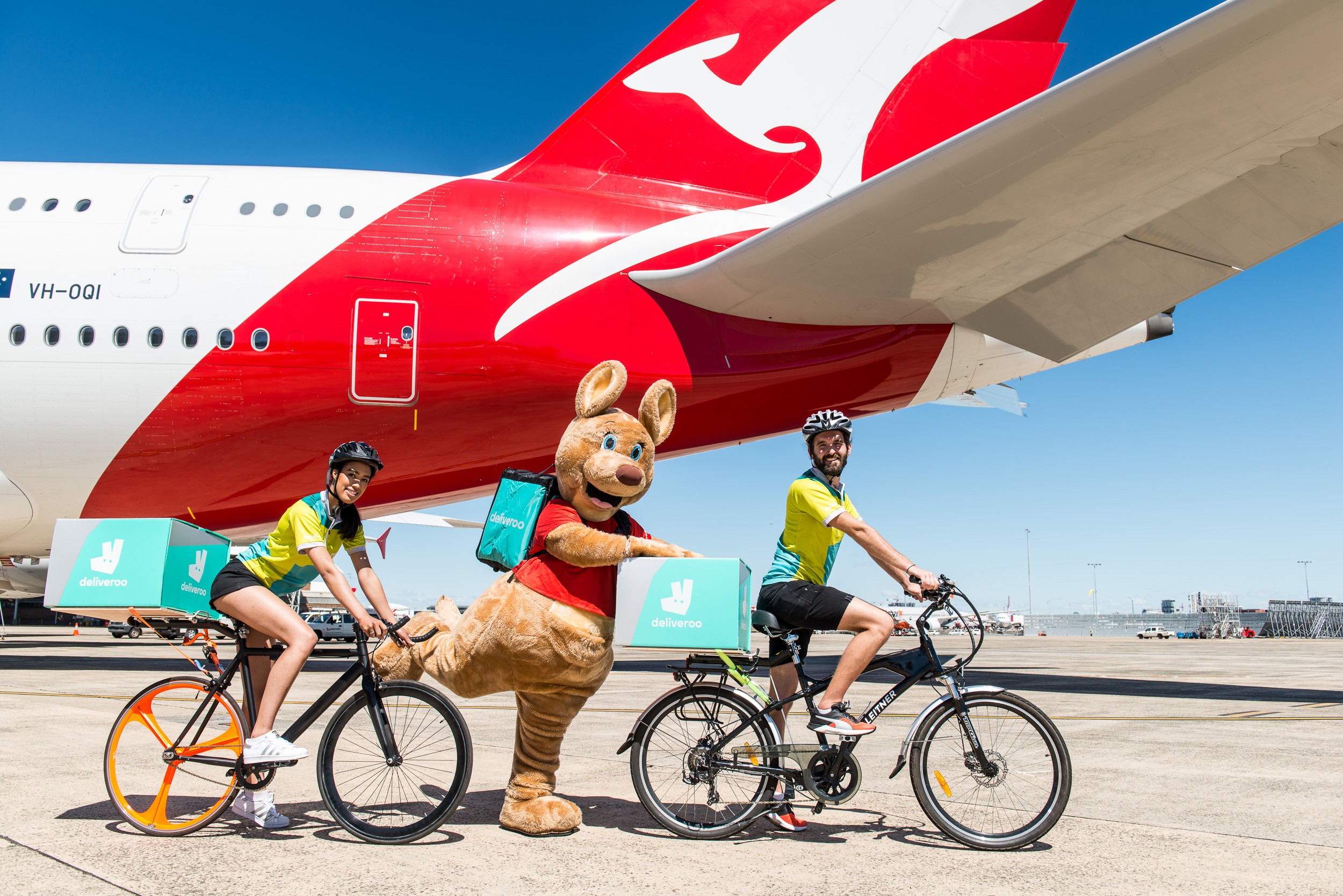 Earn qantas points with deliveroo fly stay points qantas has teamed up with deliveroo an oline ordering service allowing qantas frequent flyers the opportunity to earn points when they order takeaway stopboris Images