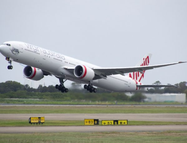 Earn Up to 20,000 Velocity Points on Virgin Australia International Flights