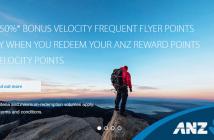 ANZ Rewards 50% transfer bonus