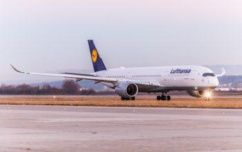 Lufthana A350