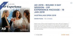 Australian Open Jan 19