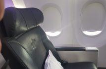 Virgin Seat 737