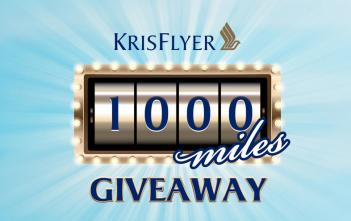 KrisFlyer 1000