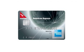 Qantas American Express Ultimate credit car