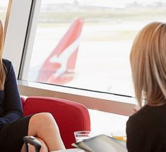 Earn a bonus of up to 1000 Points per flight with Qantas Business Rewards