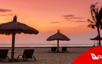 Qantas Bali