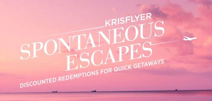 Spontaneous Escapes