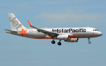 Jetstar Pacific aircraft