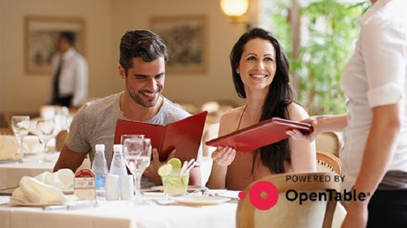 Earn IHG Points for OpenTable reservations - Fly Stay Points