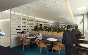 Brisbane International expansion render