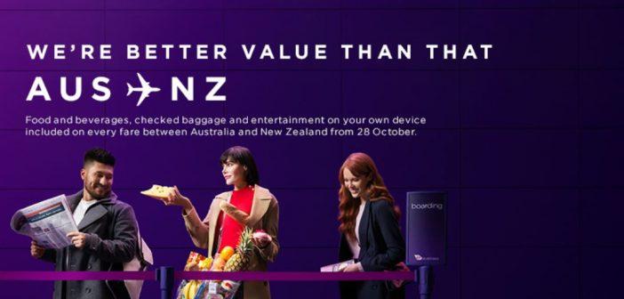 Virgin Australia NZ