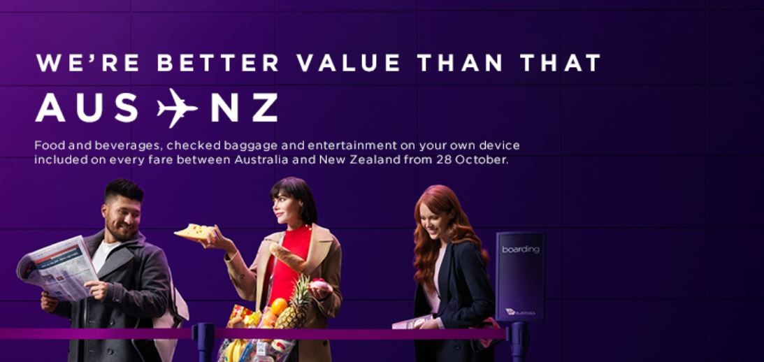 Virgin Australia NZ