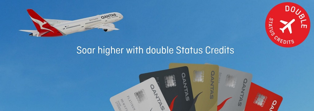 Extended to Feb 25: Qantas Double Status Credits promotion