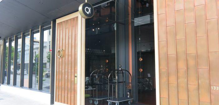 QT Perth Entrance