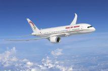 Royal Air Maroc inflight