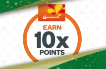 Woolworths Rewards up to 10x