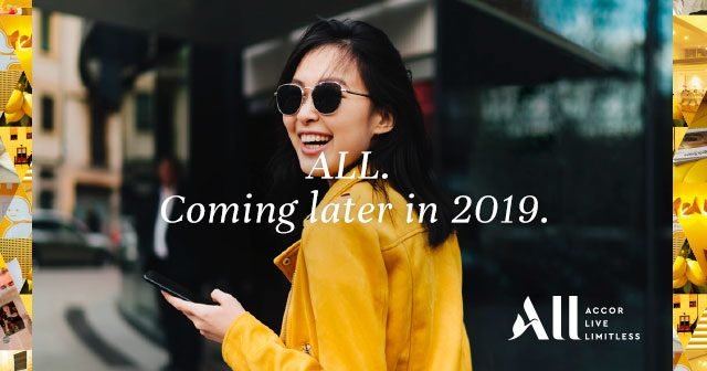 ALL coming in 2019