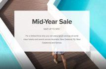 Marriott Bonvoy Mid Year Sale