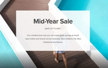 Marriott Bonvoy Mid Year Sale