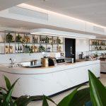 Qantas Brisbane Lounge Bar