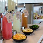 Qantas Brisbane Lounge Quench Bar
