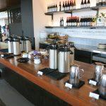 Aloft Perth Breakfast Coffee