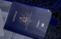 Picture of Australian Passport