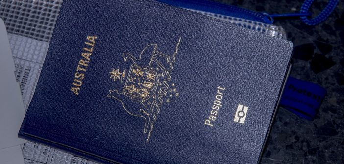 Picture of Australian Passport
