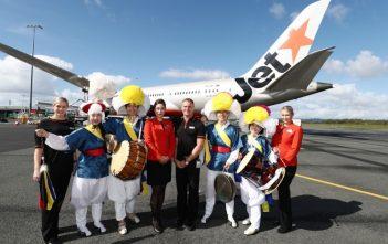 Jetstar commences Gold Coast - Seoul