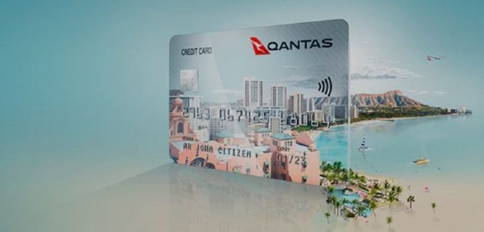 Qantas Bonus Points