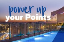 Hilton Honors Power Up