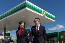 Qantas BP partnership